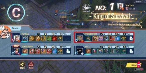 Game sinh tồn kết hợp MOBA: Survival Heroes chuẩn bị được NPH Gamota ra mắt tại Việt Nam - Hình 5