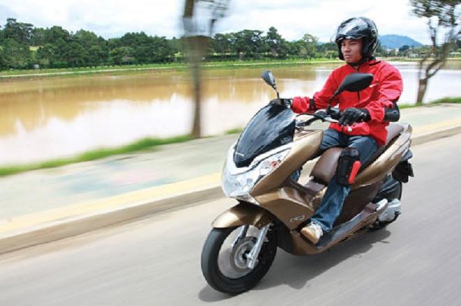 Honda PCX nhái của nhà sản xuất Trung Quốc đắt hơn cả bản gốc - Hình 3