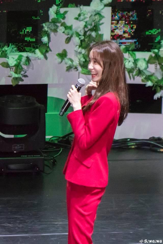 Phản ứng bất ngờ của YoonA khi biết rằng một fan tại Việt Nam đã rất vất vả để đến được buổi fan meeting của cô tại Đài Loan - Hình 6