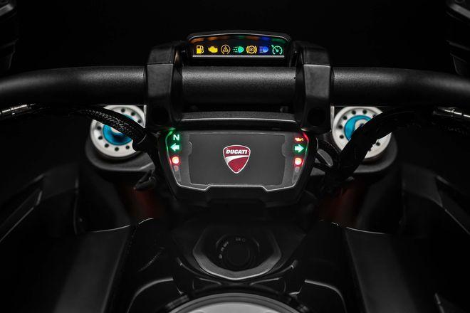 Phát mê trước 2019 Ducati Diavel 1260 cơ bắp, siêu tối tân - Hình 7