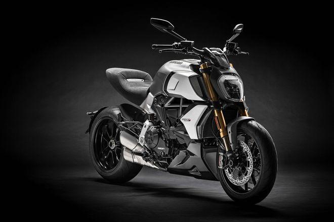 Phát mê trước 2019 Ducati Diavel 1260 cơ bắp, siêu tối tân - Hình 2