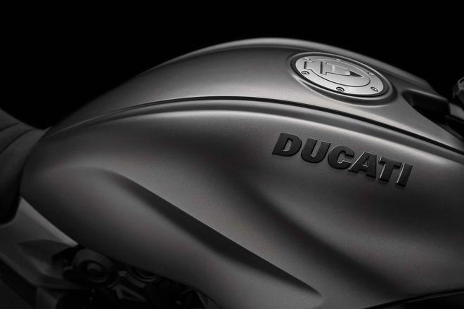 Phát mê trước 2019 Ducati Diavel 1260 cơ bắp, siêu tối tân - Hình 12