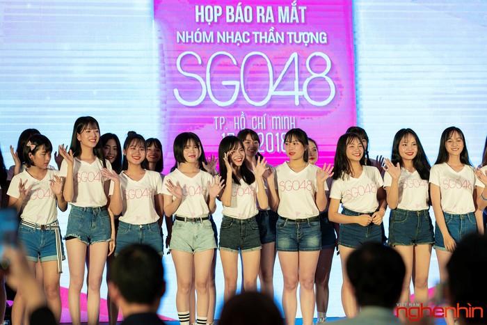 Ra mắt nhóm nhạc thần tượng Việt Nam SG048 thế hệ đầu tiên - Hình 2