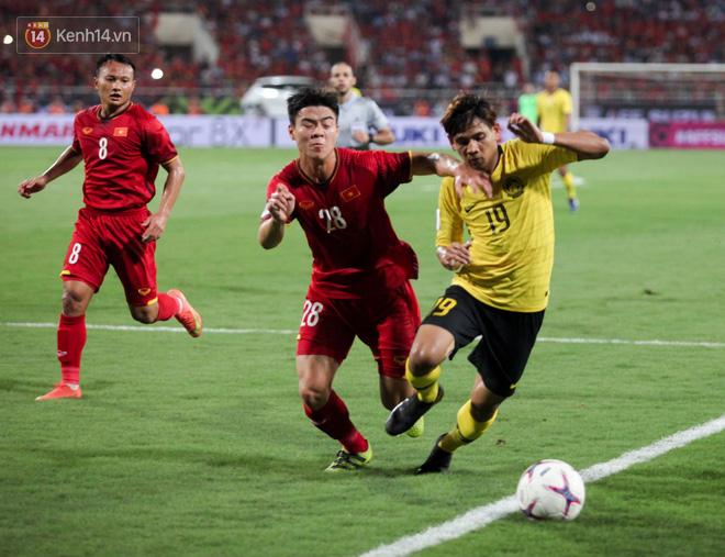 Sau trận thắng Malaysia, không ai ở tuyển Việt Nam có thể vượt mặt Duy Mạnh về độ gắt - Hình 9
