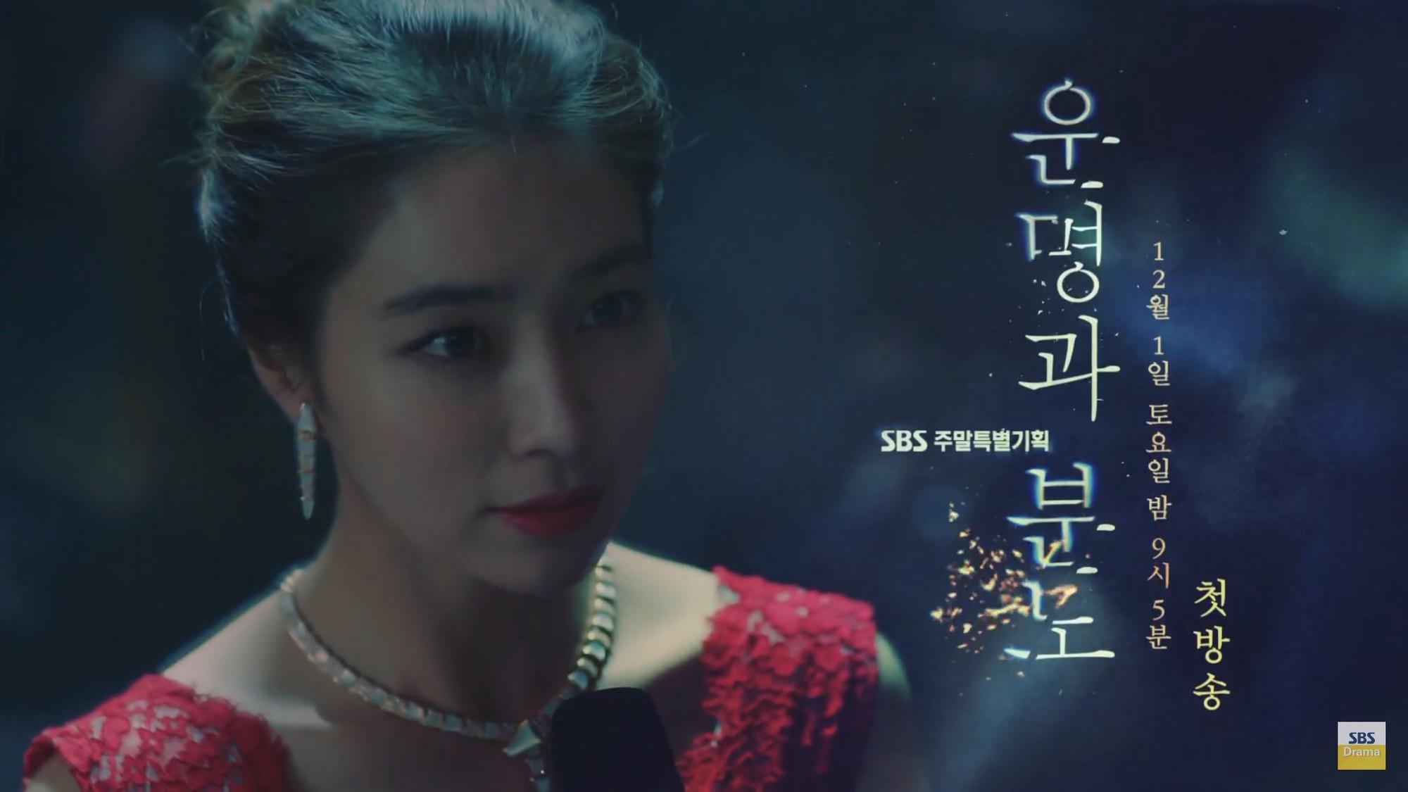 Thêm một phim Hàn xịn sắp lên sóng đường đua truyền hình cuối năm: Fate and Furies! - Hình 7
