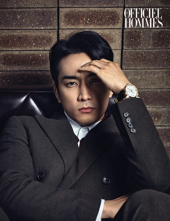 Mỹ nam đời đầu Song Seung Hun: Tôi muốn thử đóng thêm một bộ phim lãng mạn truyền thống, đau lòng kiểu như Trái tim mùa thu - Hình 11