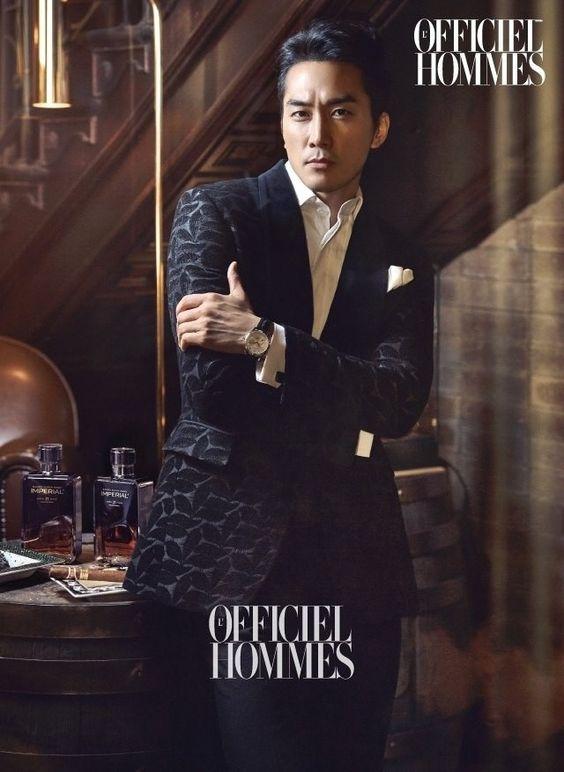 Mỹ nam đời đầu Song Seung Hun: Tôi muốn thử đóng thêm một bộ phim lãng mạn truyền thống, đau lòng kiểu như Trái tim mùa thu - Hình 2