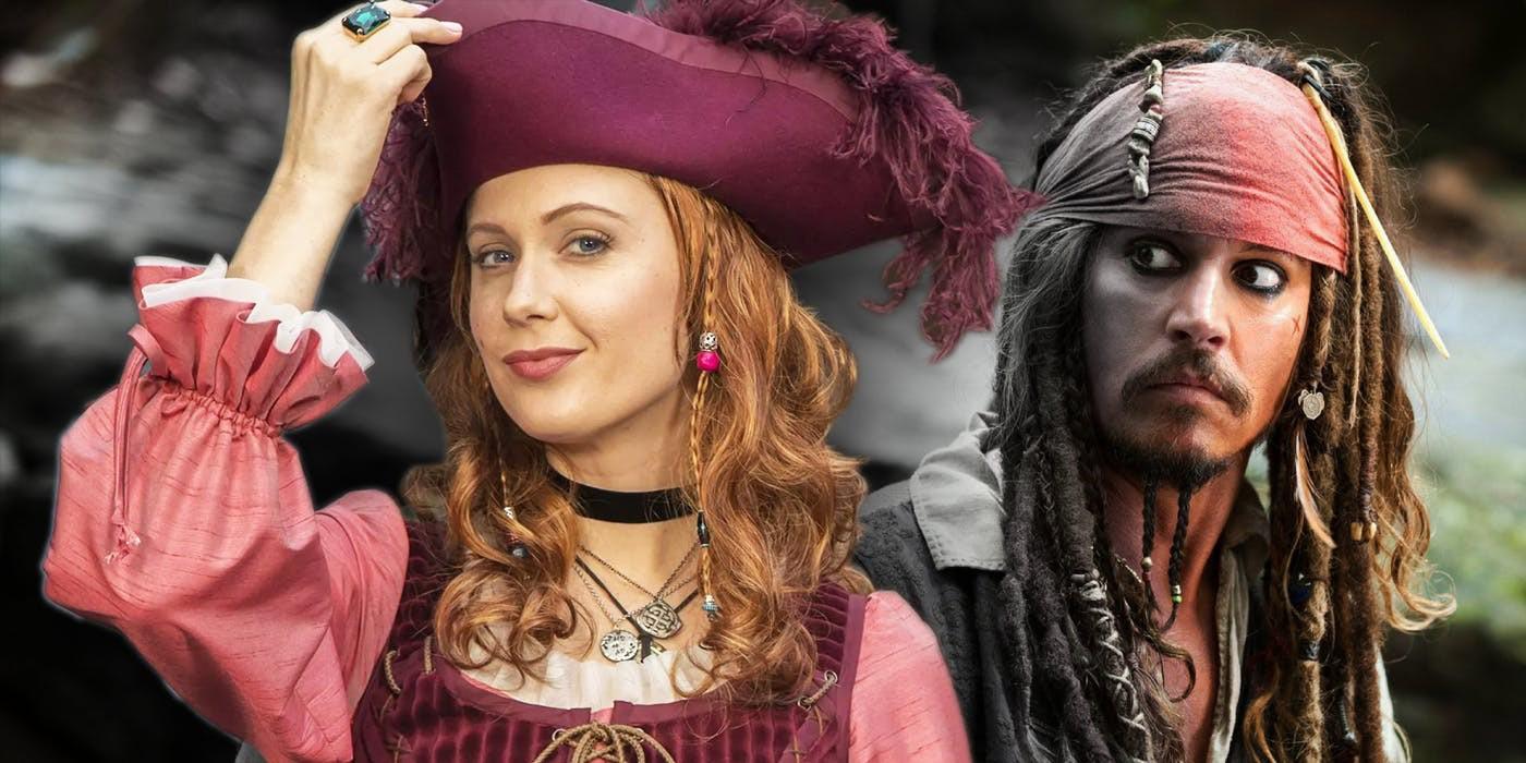 Cướp biển Jack Sparrow của Johnny Depp sẽ được tái khởi động với phiên bản nữ? - Hình 1