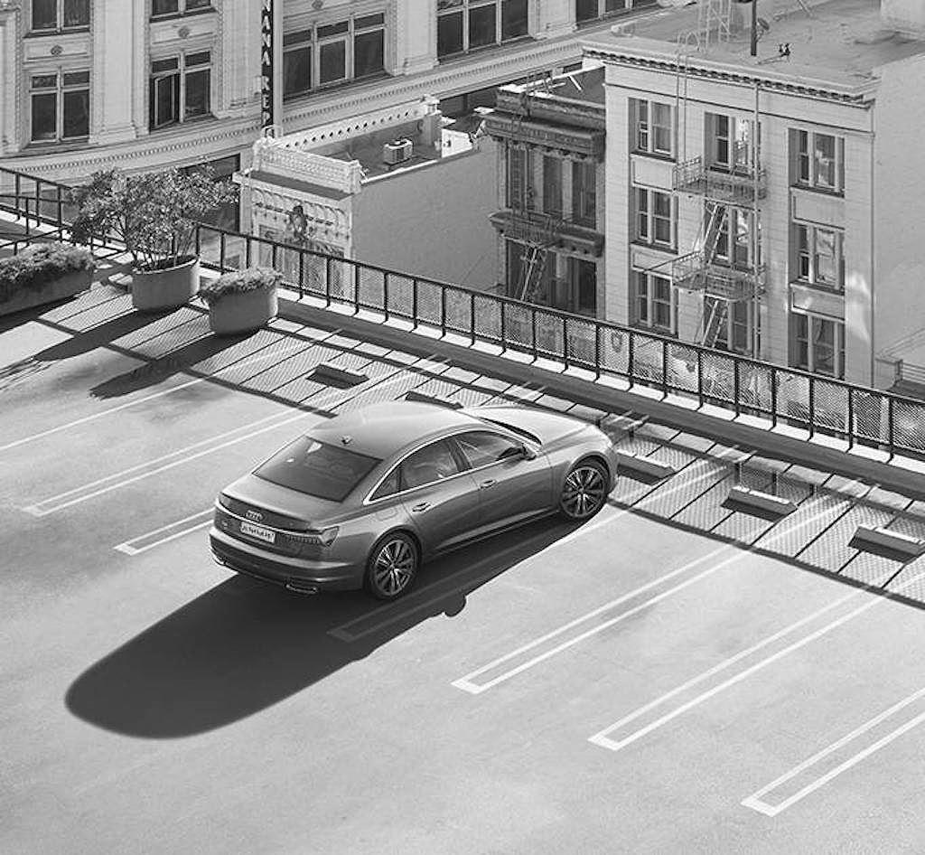 Xế sang Audi A6 L 2019 rộng rãi gần ngang ngửa Audi A8 - Hình 6