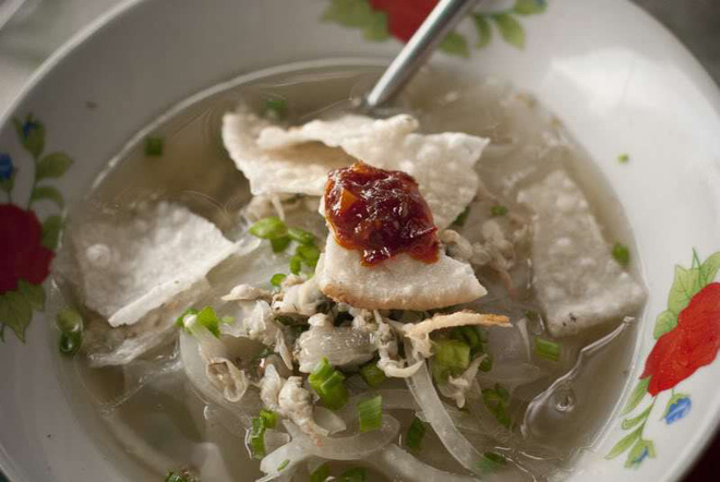 Xem list này mới thấy sự biến hoá tài tình của chiếc bánh tráng nướng trong ẩm thực miền Trung - Hình 14