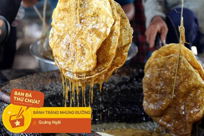 Xem list này mới thấy sự biến hoá tài tình của chiếc bánh tráng nướng trong ẩm thực miền Trung - Hình 12