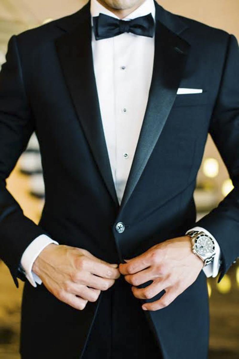 5 phong cách thời trang lịch lãm cho từng kiểu tiệc cưới - Hình 1