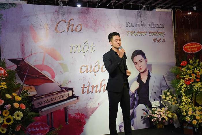 Ca sĩ Thanh Cường từng bốc vác đêm để kiếm tiền ra album - Hình 1
