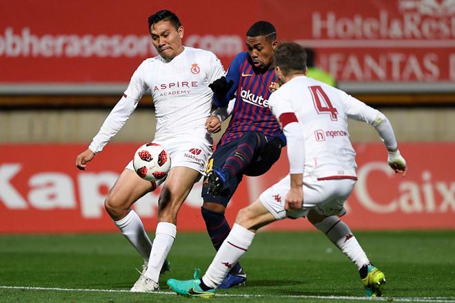 Malcom trên đường thành bản hợp đồng sai lầm của Barca - Hình 1