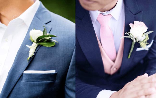 5 cách chọn vest cho chú rể mập chuẩn soái ca trong ngày vui - Hình 3