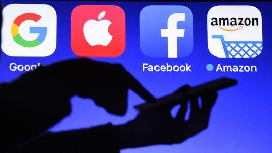 5 hãng công nghệ Mỹ mất gần 1.000 tỉ vốn hóa thị trường - Hình 1
