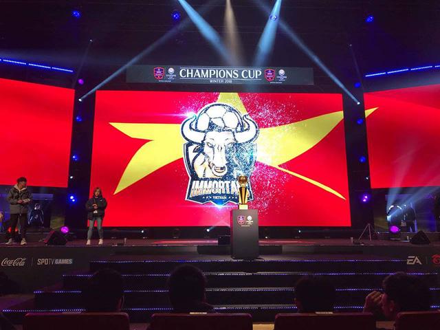 Đội tuyển FIFA Online 4 Việt Nam khiến cả thế giới phải sốc tại EA Champions Cup Winter 2018 - Hình 1