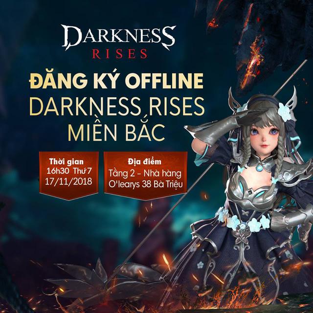 Game thủ Hà Thành bùng nổ với buổi Offline hoành tráng của Darkness Rises - Hình 2