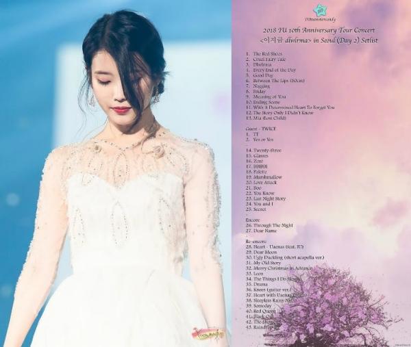 Jiyeon (T-ara) bất ngờ xuất hiện trong concert của IU, đập tan nghi vấn tan vỡ tình bạn vì scandal - Hình 1