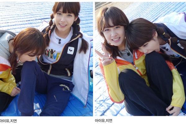 Jiyeon (T-ara) bất ngờ xuất hiện trong concert của IU, đập tan nghi vấn tan vỡ tình bạn vì scandal - Hình 3