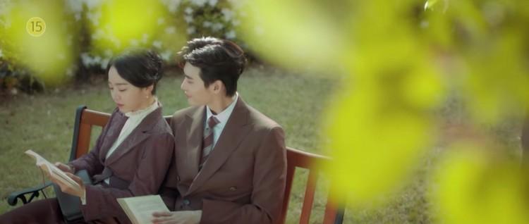 Lee Jong Suk và Shin Hye Sun vẫn yêu nhau thắm thiết mặc những trắc trở trong teaser mới nhất của Death Song - Hình 11