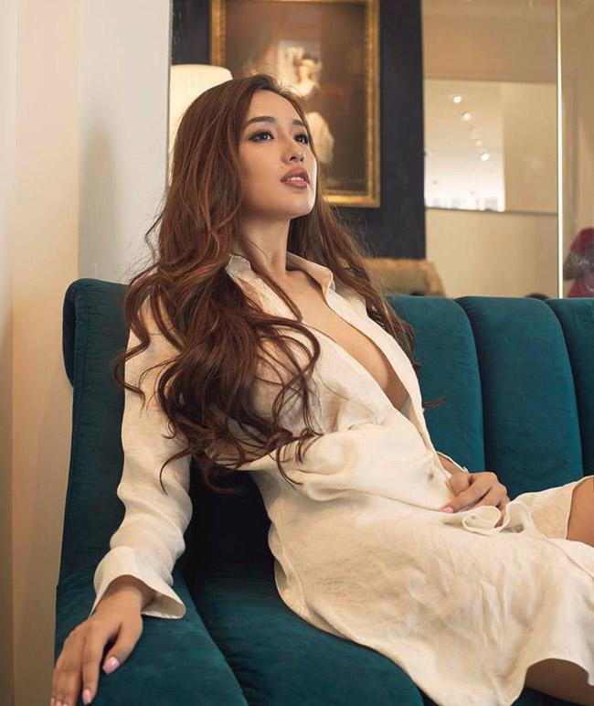 Thả rông như Mai Phương Thúy, Bích Phương: Xu hướng nói không với bra đang hot - Hình 6
