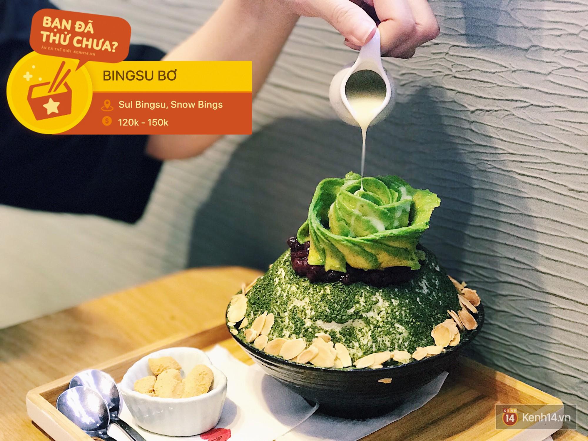 Thời tiết này ở Sài Gòn thì nên tìm ngay đi những món tráng miệng từ bơ xanh mát để làm dịu tâm hồn - Hình 3