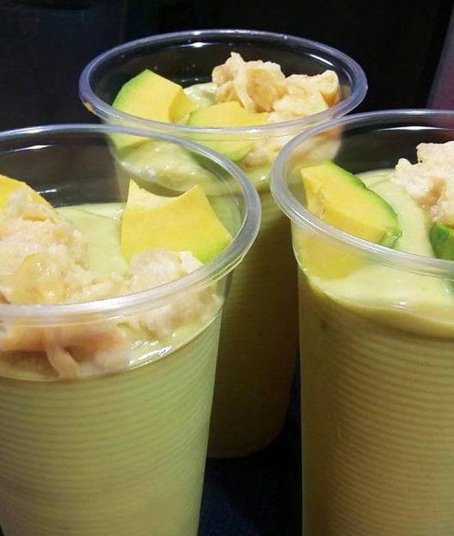 Thời tiết này ở Sài Gòn thì nên tìm ngay đi những món tráng miệng từ bơ xanh mát để làm dịu tâm hồn - Hình 9