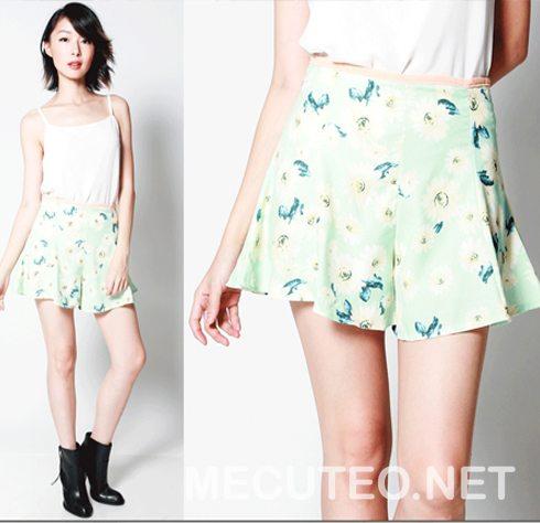 3 cách phối đồ với quần giả váy theo từng phong cách giúp cho bạn gái tự tin để xuất hiện trước đám đông - Hình 5