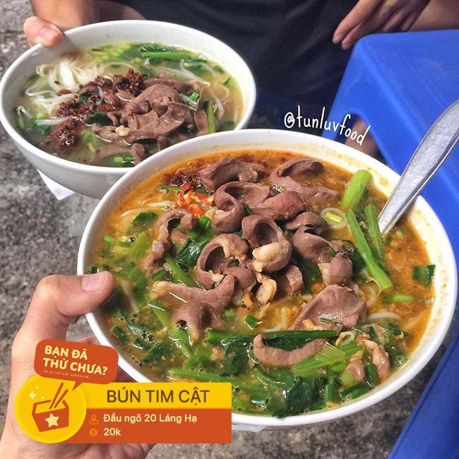 Ăn cả Hà Nội với hàng loạt món ăn chỉ 20k cho những ngày cuối tháng rỗng ví - Hình 5
