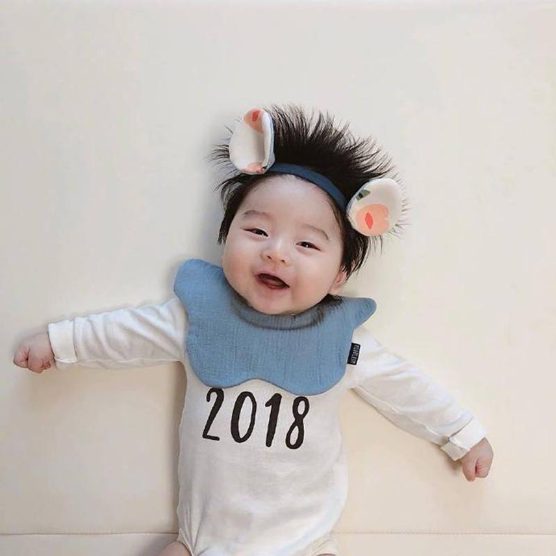 Cậu bé Hàn Quốc đốn tim dân mạng vì mái tóc chôm chôm quá đáng yêu - Hình 8
