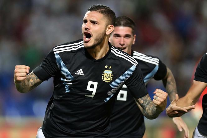 Icardi và Dybala giúp Argentina đánh bại Mexico - Hình 1