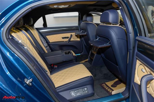 Ngắm siêu xe Bentley Flying Spur V8 S vừa ra mắt tại Việt Nam, giá gần 17 tỷ đồng - Hình 18