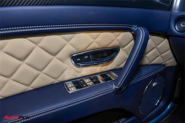 Ngắm siêu xe Bentley Flying Spur V8 S vừa ra mắt tại Việt Nam, giá gần 17 tỷ đồng - Hình 12