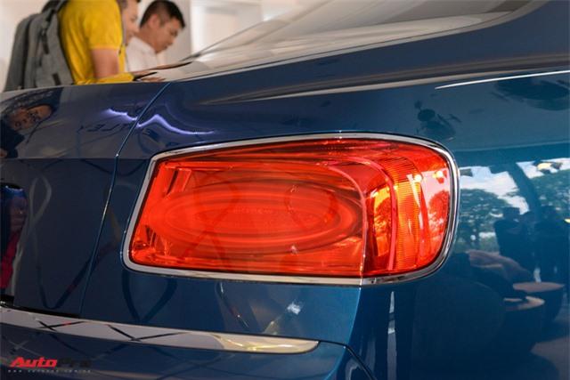 Ngắm siêu xe Bentley Flying Spur V8 S vừa ra mắt tại Việt Nam, giá gần 17 tỷ đồng - Hình 6