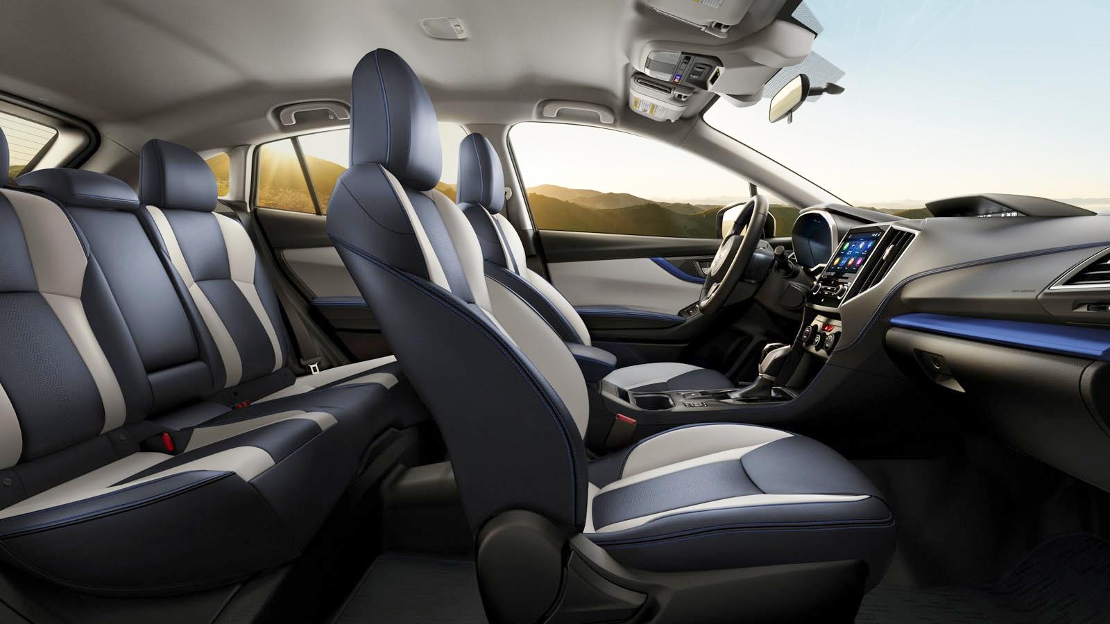 Subaru Crosstrek Hybrid 2019 ứng dụng công nghệ xe xanh của Toyota - Hình 11