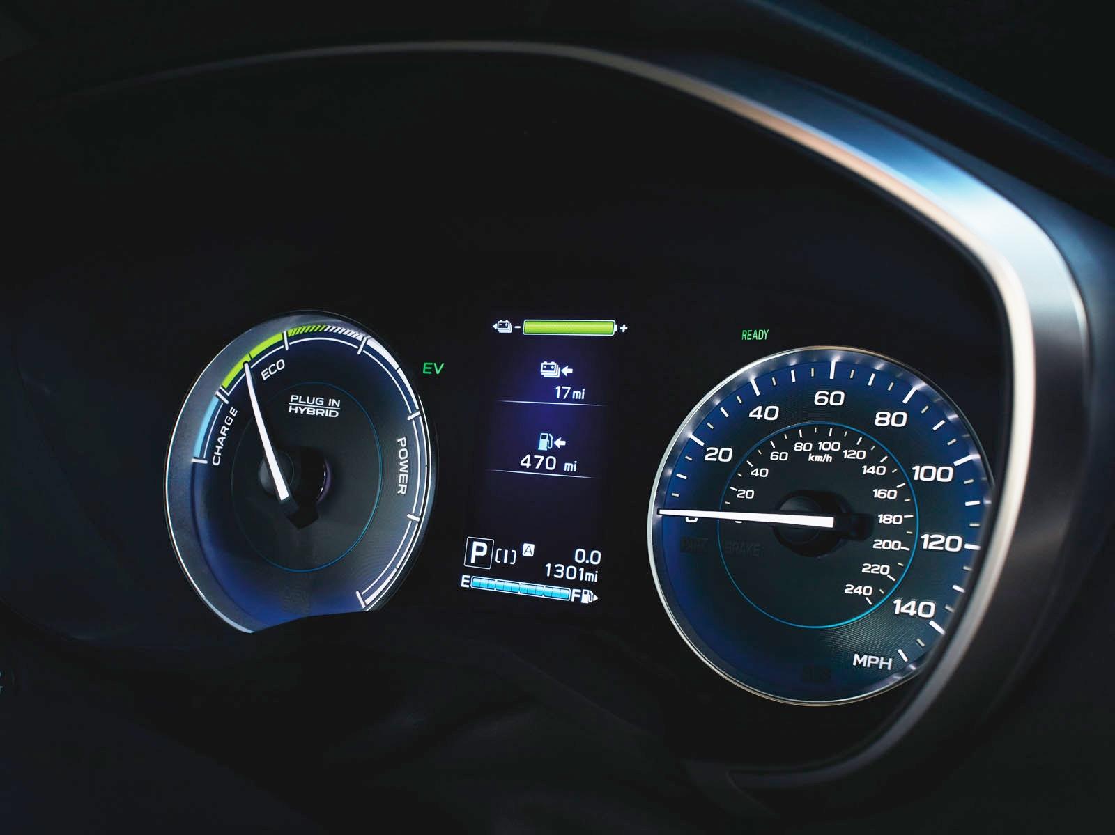 Subaru Crosstrek Hybrid 2019 ứng dụng công nghệ xe xanh của Toyota - Hình 6