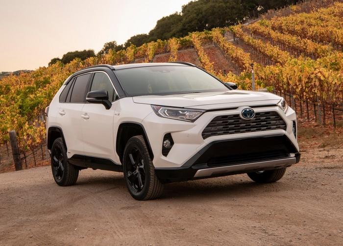 Toyota RAV4 2019 chốt giá bán từ 25.500 USD - Hình 6