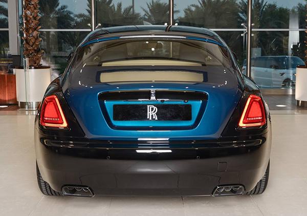 Xe siêu sang Rolls-Royce phiên bản giới hạn 30 chiếc đẹp cỡ nào? - Hình 2
