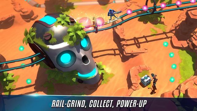 Game mobile sinh tồn góc nhìn thứ 3 của Gameloft lộ diện, đó là Royale Rising - Hình 5