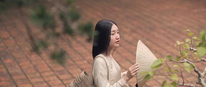 Hồ Hoài Anh sáng tác bài hát tặng Nàng thơ xứ Huế Ngọc Trân - Hình 1