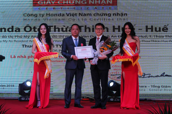 Honda Việt Nam tiếp tục khai trương Đại lý ôtô thứ 10 tại miền Trung - Hình 7
