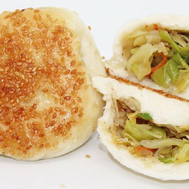 Muôn kiểu bánh bao từ mặn đến ngọt vô cùng độc đáo ở Sài Gòn, đặc biệt là món số 3 - Hình 8