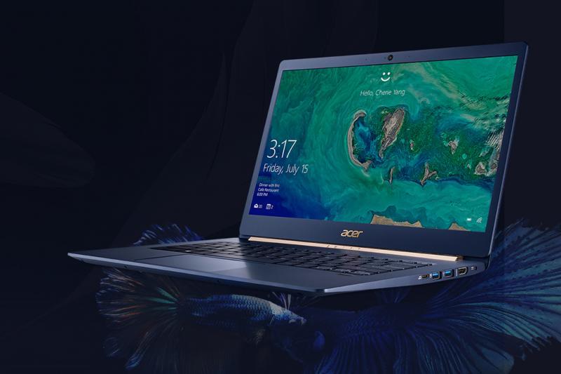 Acer Swift 5 Air Edtion: Một trong những sản phẩm đầu tiên trang bị chip Whiskey Lake - Hình 6