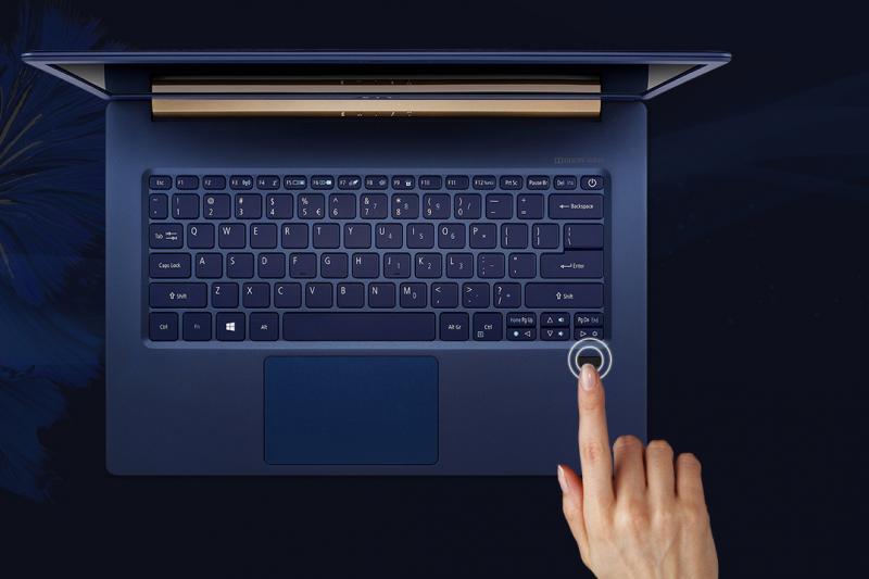 Acer Swift 5 Air Edtion: Một trong những sản phẩm đầu tiên trang bị chip Whiskey Lake - Hình 3