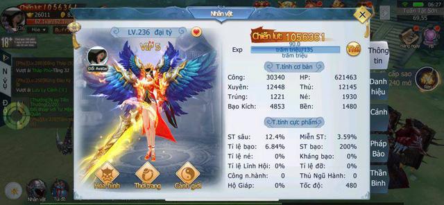 BXH của Tam Sinh Tam Thế đang bị All Kill bởi duy nhất 1 game thủ nữ đây này! - Hình 5