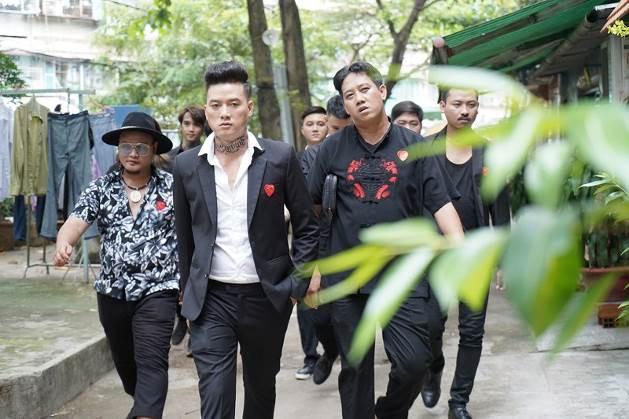 Cả showbiz Việt gần đây ai cũng trở thành trùm mafia từ phim điện ảnh đến web drama - Hình 13