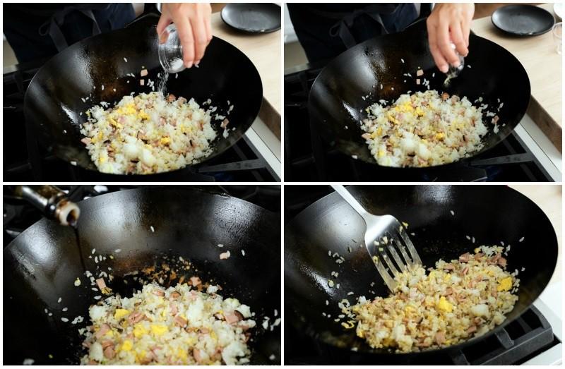 Cơm chiên trứng tuy đơn giản nhưng nếu thêm nguyên liệu này vào thì ai cũng thích mê - Hình 6