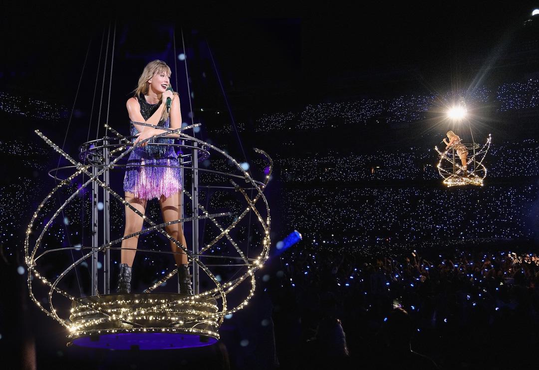 Sau khi kết thúc tour diễn Danh Tiếng trên đất Nhật, Taylor Swift thu về hàng tỉ USD - Hình 1
