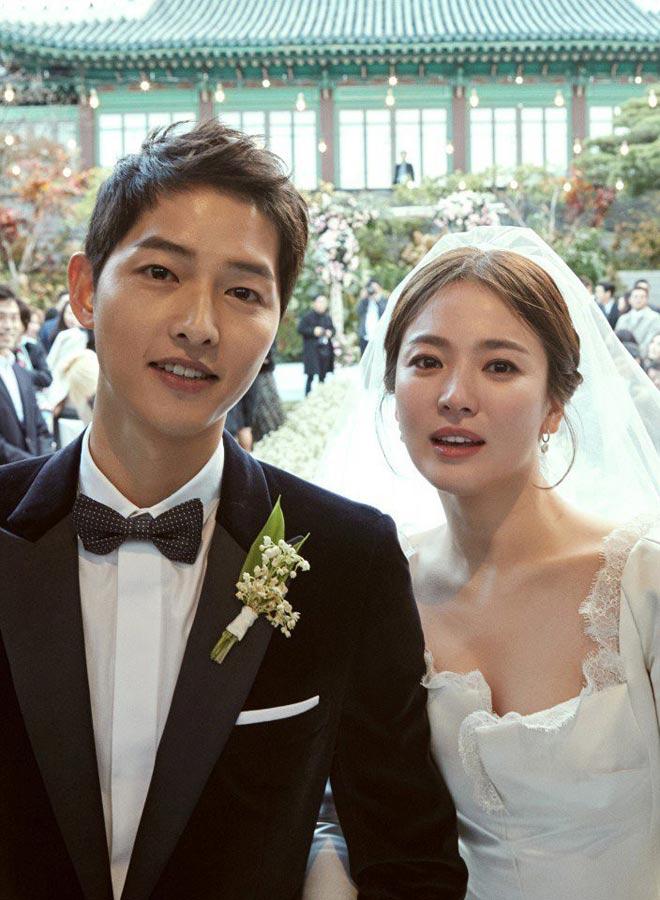 Ba của Song Joong Ki gửi thông điệp ủng hộ Encounter do Song Hye Kyo và Park Bo Gum đóng chính - Hình 1